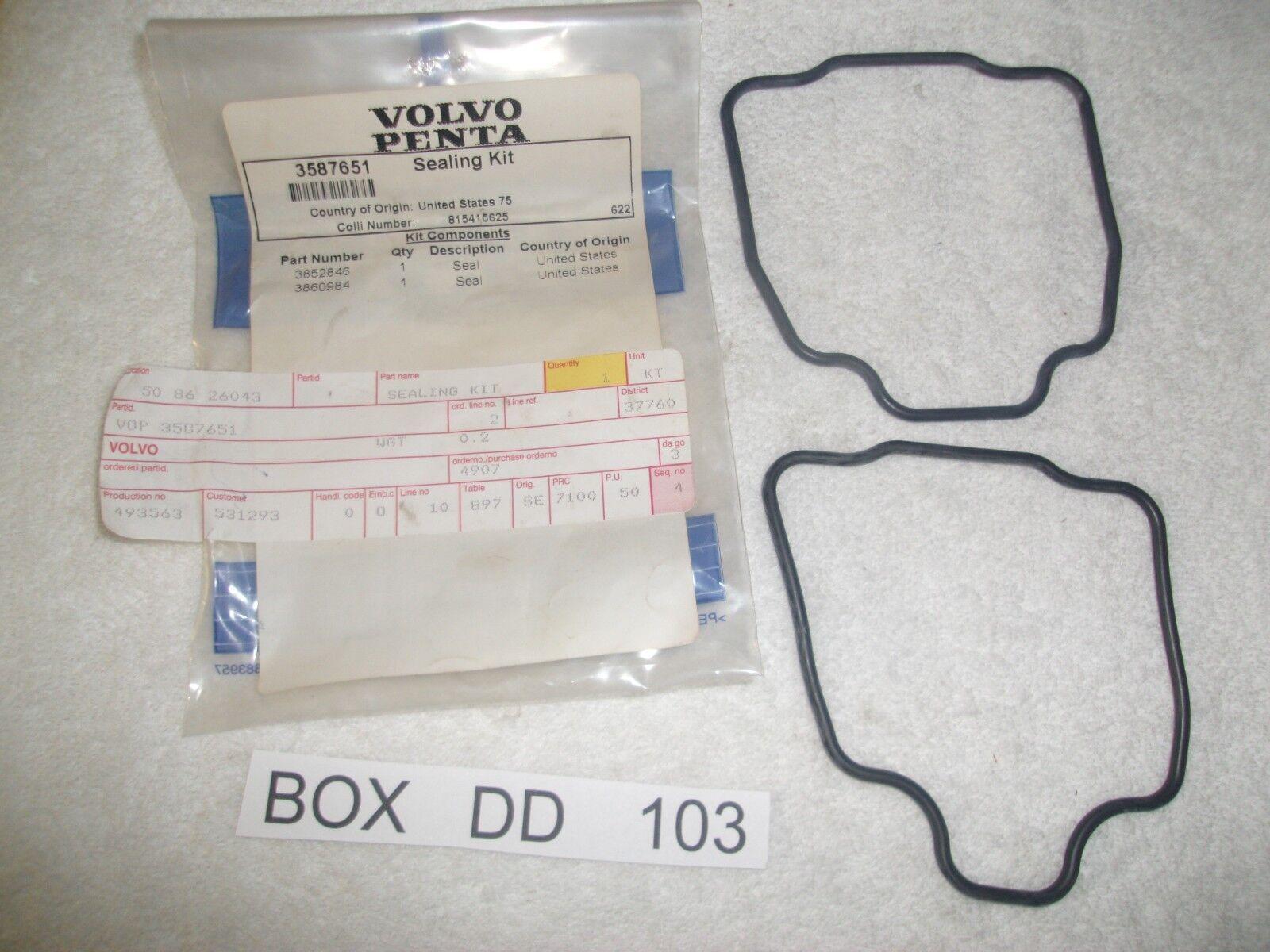 Volvo Sealing Kit 3587651 3852846 3860984