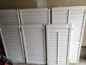 california windows and door shutters