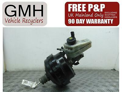 06 Audi A3 1.9 TDI brake servo and master cylinder 1K2614105 T
