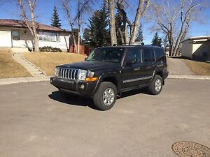 06 Jeep Commander Limited   6000$ OBO
