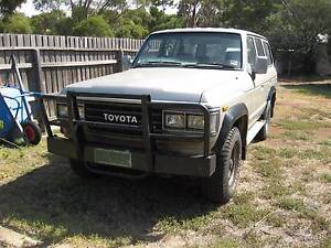 1989 Toyota LandCruiser Wagon Bacchus Marsh Moorabool Area Preview