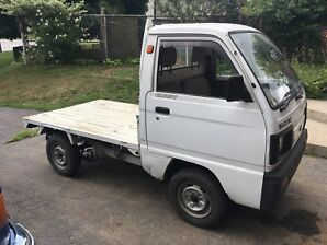 1991 suzuki carry 4x4 mini truck