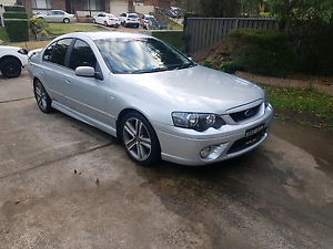 Ford Falcon bf xr6 mk11 6speed Glenfield Campbelltown Area Preview
