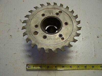 Polid Tel-con Scoring Saw Cutter Head T-890905l 180mm Dia 30mm Bore 3.2mm Width
