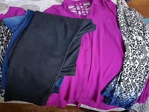 Pkus size Bulk clothes to buy Tenambit Maitland Area Preview