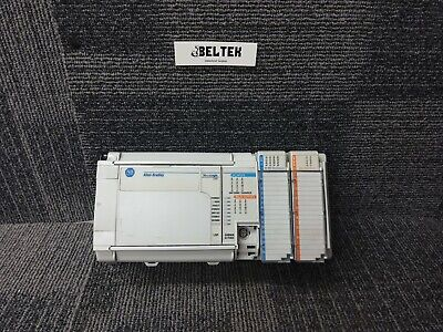 Allen Bradley Micrologix 1500 Pre-owned