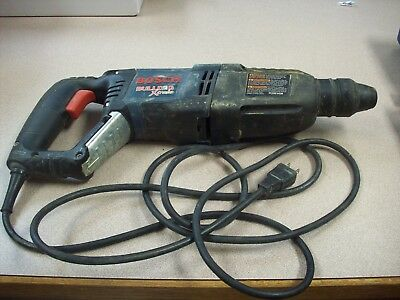 Bosch 11255vsr Bulldog Xtreme Sds-plus Speed Rotary Hammerdrill - 6.5 Bit.