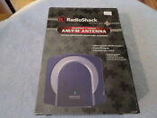 Radio Shack Amplified Indoor Antenna