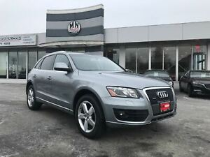 2011 Audi Q5 2.0L Premium Plus Quattro AWD Panoramic Sunroof On