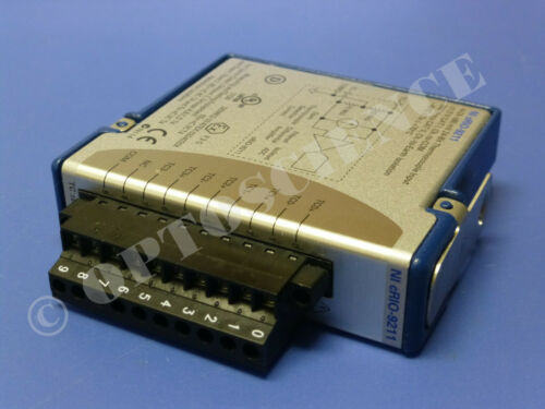National Instruments NI 9211 cDAQ Temperature / Thermocouple Input Module