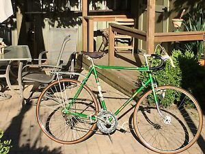1970 Peugeot 12 speed road bike