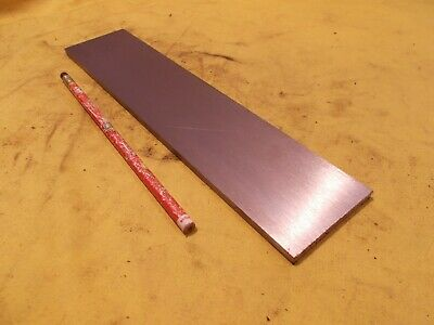 304 Stainless Steel Bar Brushed Machine Shop Metal Flat Stock 14 X 2 12 X 11