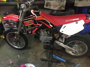Honda cr80 Bairnsdale East Gippsland Preview