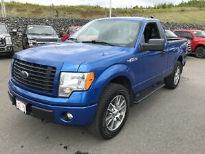 2014 F-150 Regular Cab STX.