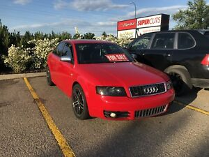 QUICK SALE REDUCED 8500 Audi S4 AWD V8