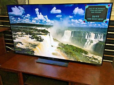 "Sony XBR-55X900C 55"" 4K Ultra HD 3D Smart LED TV ULTRA THIN - LOCAL PICKUP -"