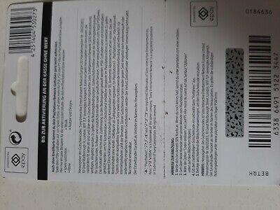$ 1 - Gutschein PlayStation Store 50 €
