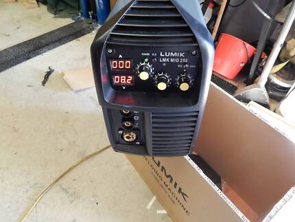 MIG WELDER 250 AMP BRAND NEW in the box Andrews Farm Playford Area Preview