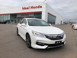 2016 Honda Accord Touring| 4CYL| NAVI| LEATHER| REMOTE START