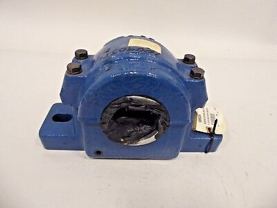 Skf Safs518-0501b Pillow Block Housing 2 Bolt Split 3 316 Safs518x3 316