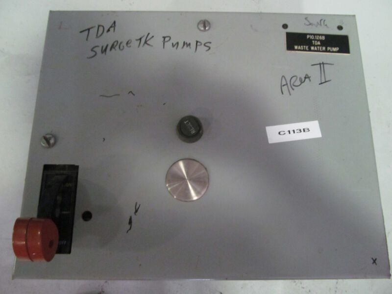 """GE General Electric 8000 Line 12"""" Size 1 CR306C000AATA Fusible Motor Control"""