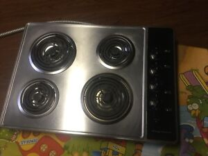 Top counter stove Frigidaire
