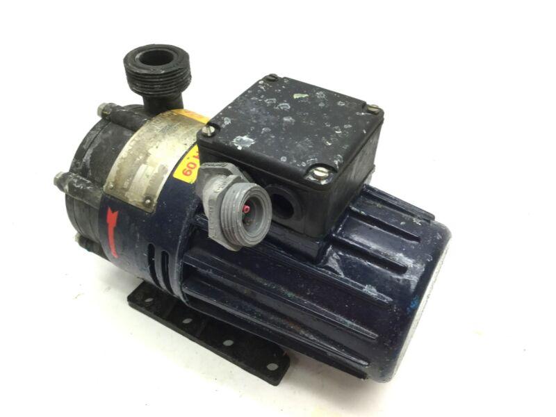 Sondermann RM-PP-8/80-30 Magnetic Drive Pump 80 L/min 203/360V 1.36/0.79A