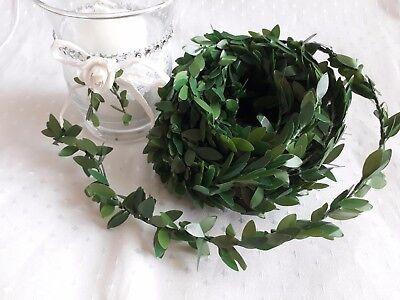 Blätter 15mm Girlande Taufe Hochzeit Kommunion Tischdeko (Kommunion Buch)