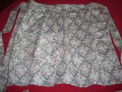Vintage Style Large Waist Apron/Pinny