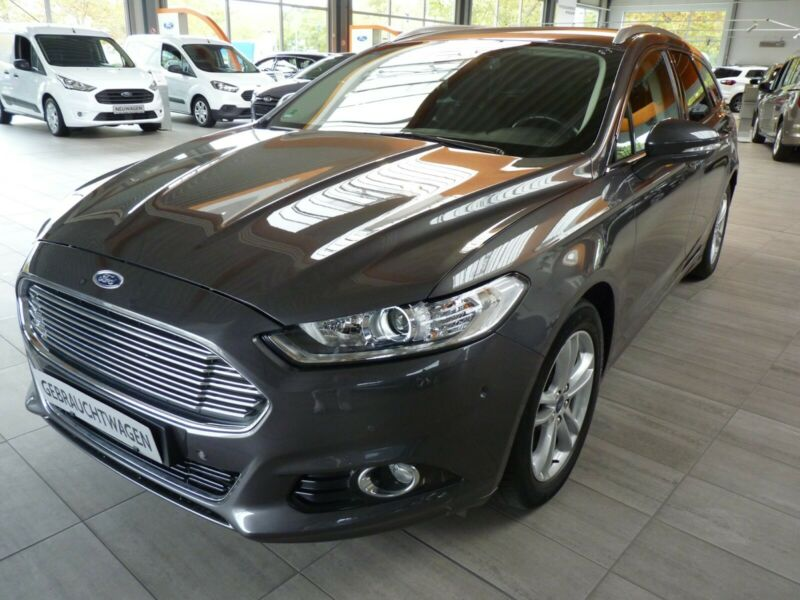 Ford Mondeo Turnier Titanium, Automatic, toter Winkel