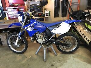 2011 yz250 2 stroke. Trade for quad or sled.