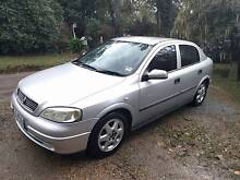 2001 Holden Astra Hatchback 5sp Manual. 184600km, New battery Kallista Yarra Ranges Preview