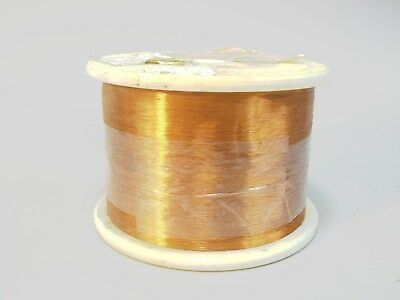 Sigmund Cohn Wire 36 Awg Enameled Copper 8 Lbs Magnetic Coil Winding 3800 Ft