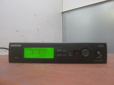 Shure SLX4 Diversity Receiver 638-662MHz, No Accessories_