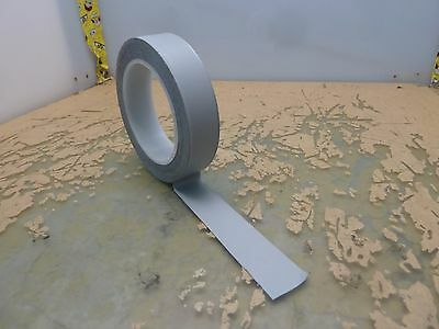 Roll Of Grey Vinyl Tape 1x36 Yards 2s-15.5