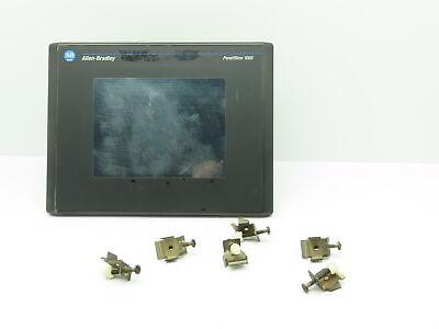 Allen Bradley 2711-t10c8c Series C Rev. D Frn 4.20 Panelview 1000