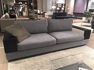 King Living Jasper Sofa 2.5 Seater Gladesville Ryde Area Preview
