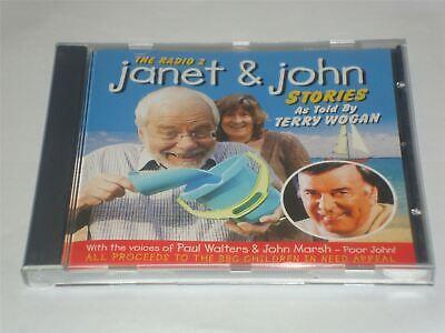 Janet & John - The Radio 2 Stories  CD Album  Terry Wogan presents