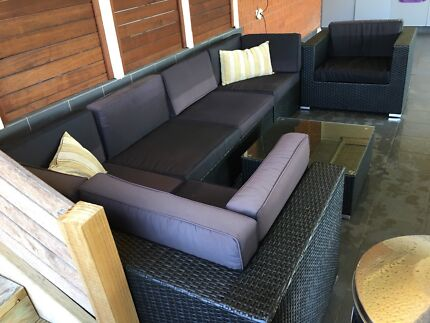 Wicker Outdoor Furniture. $600.00 Negotiable. Seven Hills Part 29