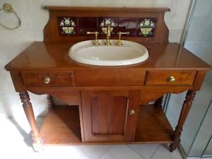 Heritage Bathroom Vanity Gumtree Australia Free Local Classifieds