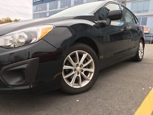 Subaru 2.0 Impreza 2012 AWD (LOW KM)