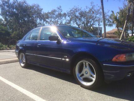 1996 BMW E39 540i