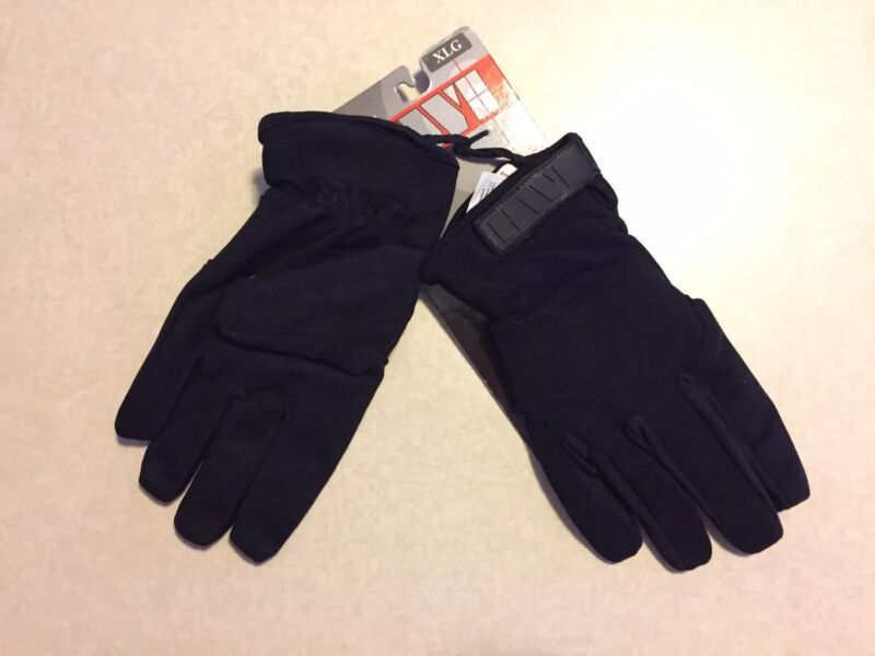 HWI DGS100 Level 5 Duty Glove in black Size X-Large