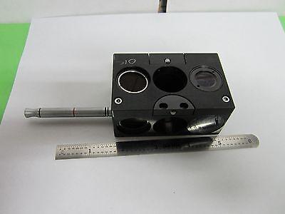 Microscope Part Leica Reichert Polyvar Insert Dic Filter Optics Binf2-21