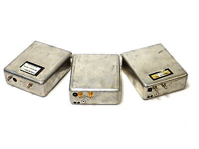 Wavetek Sweep Module M31 Series For Wavetek 3000 Signal Generator Lot Of 3