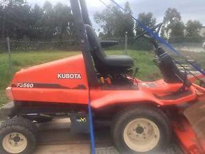 KUBOTA F3560 Ride on Mower Coburg Moreland Area Preview