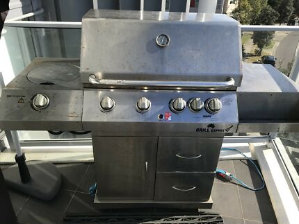 Grill Expert 4 burner barbecue bbq