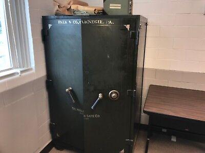 Vintage Mosler Safe
