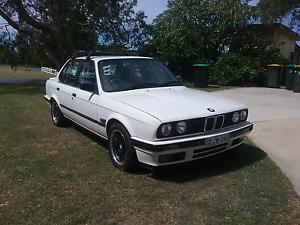 BMW 1990 318i Brunswick Heads Byron Area Preview