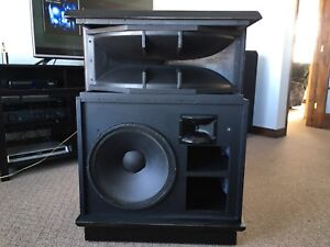 Colonnes Electro-voice Sentry lll